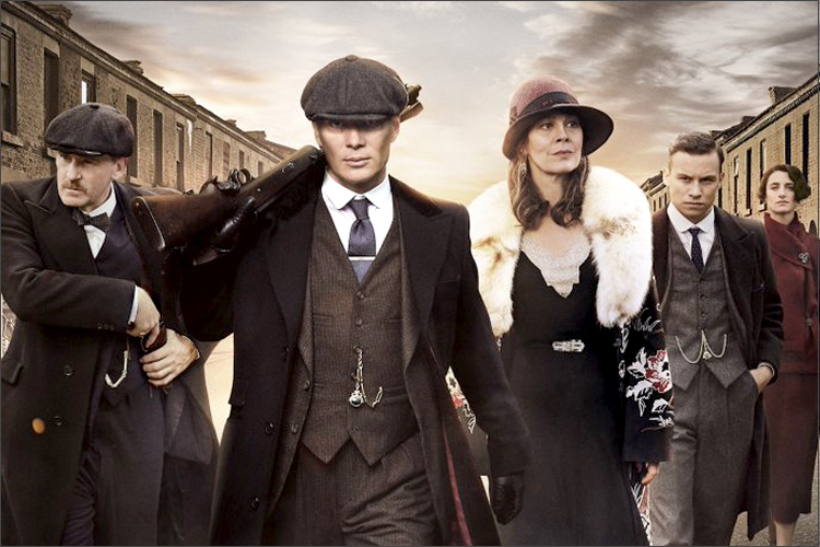 New Season Peaky Blinders